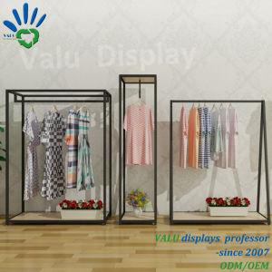 Fornitore della cremagliera di mostra dei vestiti dalla Cina