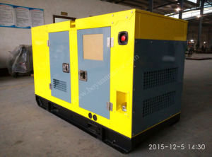 ATS diesel silenzioso 12kVA~1500kVA del generatore di potenza di motore diesel