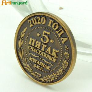 方法高品質の習慣の硬貨