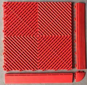 Снижение уровня шума ПВХ гараж фиксатор на полу плитка