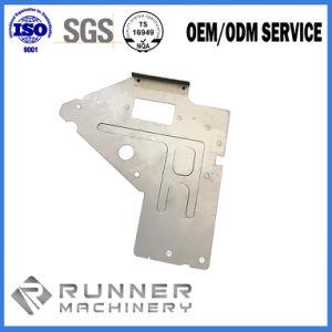 Teil Soem-Aluminiumlegierung-/Edelstahl-/Metallstempelns/Verbiegen/Lochen