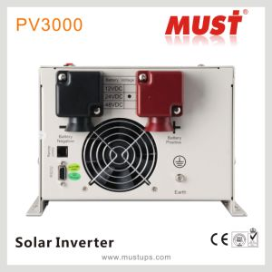 RS232 Function를 가진 낮은 Frequecny Hybrid Solar Power Inverter