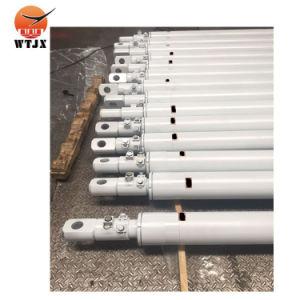 Cilindro hidráulico para máquinas de extracção de carvão