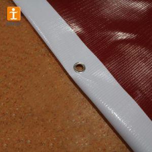 使用法のハングのタイプPVC網の旗を広告する高品質