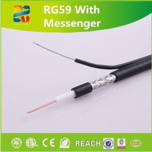 Cavo coassiale di alta qualità Rg59 della Cina con il pacchetto di 100m/305m