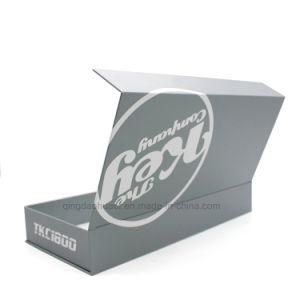 주문을 받아서 만드는을%s 가진 직사각형 호화스러운 마분지 선물 상자
