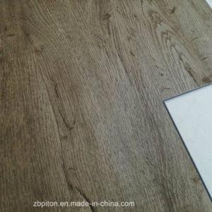 PVCビニールのフロアーリングをかみ合わせるUnilinクリック