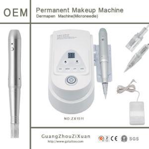 デジタル制御のパネルの半常置構成の入れ墨機械