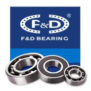 高精度F&Dベアリング6000、6200の6300のシリーズfudabearings