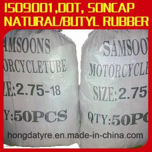 極度の品質のButylゴムオートバイの内部管3.00-18 3.25/3.50/4.10-18