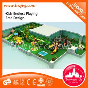 De plastic Dia van de Speelplaats van Kinderen Guangzhou Binnen