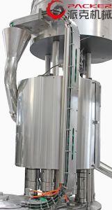 De automatische Sprankelende Drank van het Glas Fles en de Bottelende Lopende band van de Drank