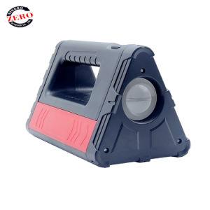 Поверните фонарь кемпинг на открытом воздухе и початков лампы рабочего освещения