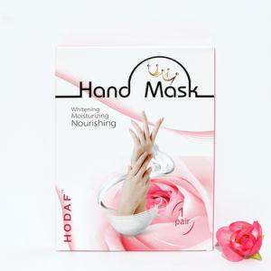 保湿の皮手マスクを白くするNon-Woven