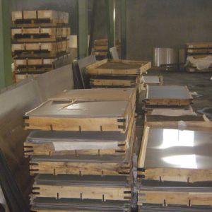 De professionele Warmgewalste 316L Vervaardiging van de Plaat van Roestvrij staal 304 304L 201 321