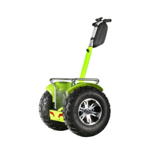 1266wh 72V 4000Wの二重電池二重モーターバランスのゴルフEスクーター