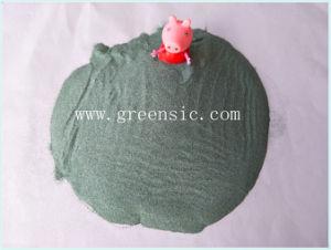 Grünes Karbid-Puder des Silikon-F240 verwendet in den Autoteilen
