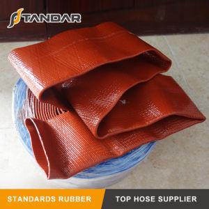 Manguera de PVC flexible Layflat agua para riego