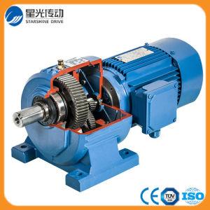 컨베이어를 위한 중국 높은 토크 나선형 설치된 모터