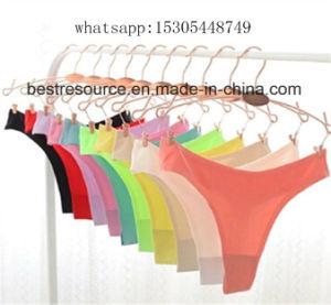 La Chine fournisseur Seamless découpé au laser Les femmes sous-vêtements sexy Mini string