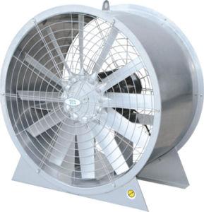 Nouveau ventilateur axial de ventilation pour cuisson au bois