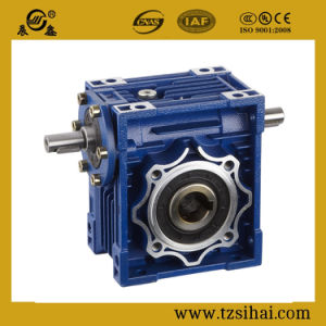 Textile Industries를 위한 AC Motor Worm Gearbox