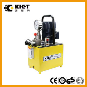 Fabricante China Kiet eléctrico de alta presión de la bomba de aceite hidráulico