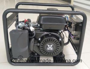 Umweltfreundliche 2000W 24V Hand des China-Hersteller-niedrigsten Preis-, diegleichstrom-Diesel-Generator anstellt