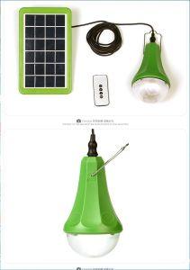 2018 Generador solar 3W Mini Casa Solar lámpara solar 3W luz de la lectura