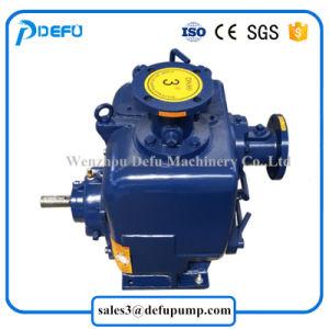 Usine d'alimentation de la pompe à amorçage automatique horizontale de la boue (JT-3)