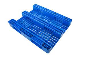 1200X1200 para uma pilha de paletes de plástico empilháveis, paletes de plástico de 4 vias Palete Dutry Pesado