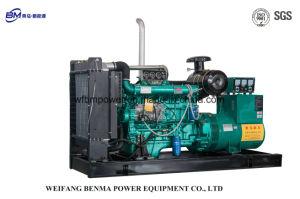 상해 엔진 Faraday 발전기 시리즈 SGS 증명서를 가진 디젤 엔진 발전기 세트