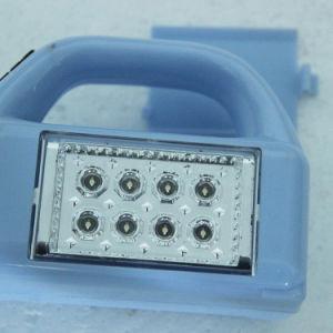 Пластиковый 3AAA Hand-Held 24светодиодный фонарь рабочего освещения