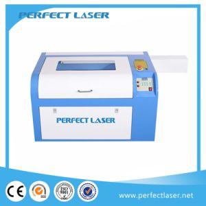 6040 de Laser die van Co2 Scherpe Machine graveert