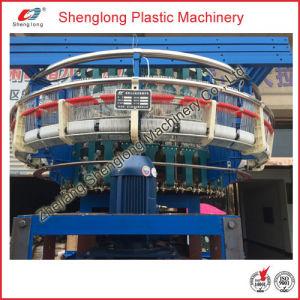 Telaio circolare di plastica per la fabbricazione del sacchetto tessuta pp
