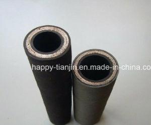 Hidráulica de alta presión flexible Tubo de goma