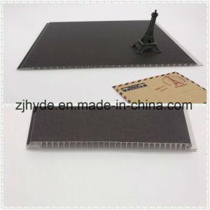 Les panneaux muraux en plastique décoratif panneau film laminé PVC