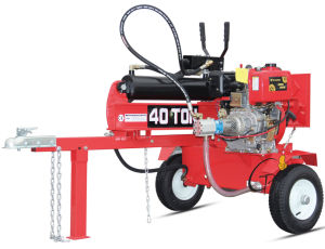 30トンのLifanエンジンの油圧ログのディバイダー