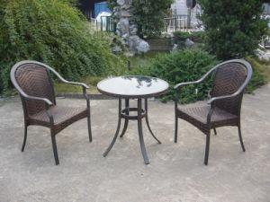 2016 Современное водонепроницаемый плетеной/плетеной кресло для отдыха в саду садовой мебелью