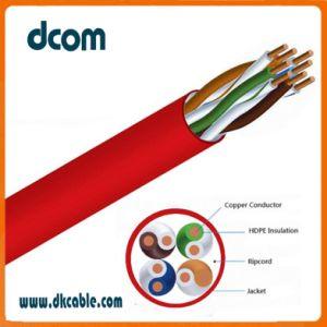 4 pares de cobre puro cable UTP Cat5e de 305m Roll