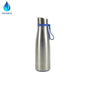 De dubbele Fles van het Water van de Muur Roestvrij staal Geïsoleerdey Vacuüm (SL-35)