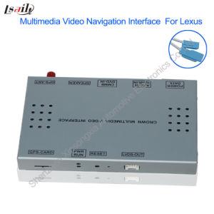 Caixa de interface de navegação multimédia In-Car para Lexus
