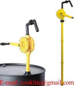 Не Reczna Pompa Adblue Rotacyjna / Pompa Reczna Adblue Na Korbe / Pompa Plynow Beczkowa не