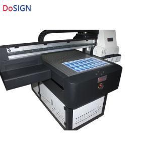 A1サイズのEpson Dx8の印字ヘッドのニスおよび白いInk Plotter De Impresion UV Printer