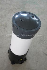 La caja del filtro de plástico para el filtro de cartucho para tratamiento de agua