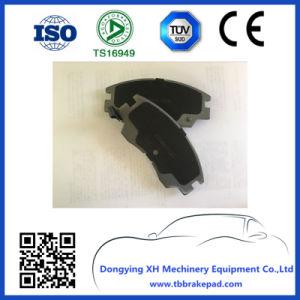 No hay ruido No Hay polvo Auto Parts Accesorios de coche Auto Pastillas de freno D349-7241