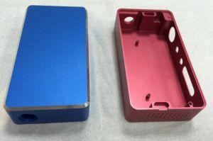 消費者電子製品のCNCの機械化アルミニウムカバー