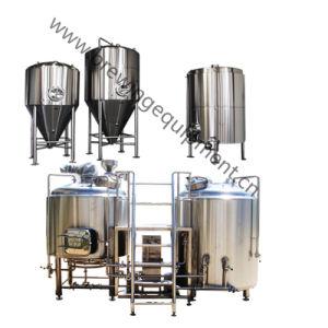 300L de bar/de Staaf brouwt De Apparatuur van het Bierbrouwen