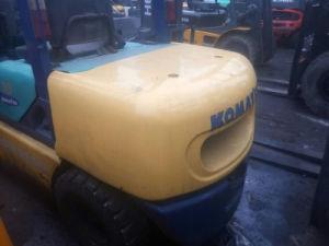 KOMATSU usata mini 3ton-Load 2006~2009 Pronto--Funziona il carrello elevatore Giappone-Originale del camion di pallet