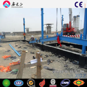 Gruppo di lavoro affusolato di basso costo della struttura d'acciaio della sezione di H